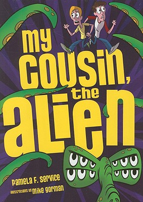 My Cousin, the Alien Cover