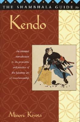 The Shambhala Guide to Kendo Cover