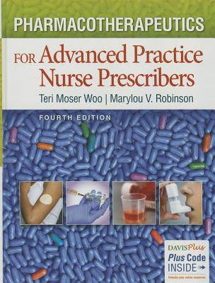 Pharmacotherapeutics for Advanced Practice Nurse Prescribers Cover Image
