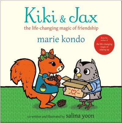 Kiki & Jax: The Life-Changing Magic of Friendship Cover Image