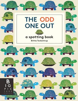 The Odd One Out Cover