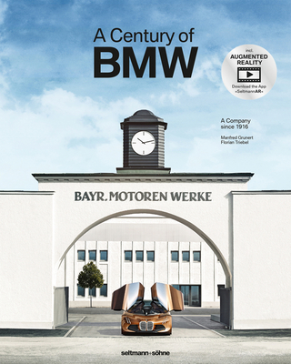 A Century of BMW Cover Image