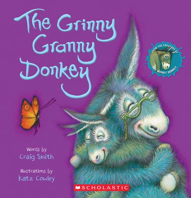 The Grinny Granny Donkey Cover Image