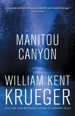 Manitou Canyon: A Novel (Cork O'Connor Mystery Series #15) Cover Image