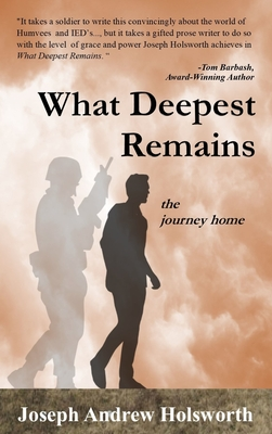 What Deepest Remains: the journey home Cover Image