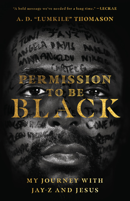 Cover for Permission to Be Black