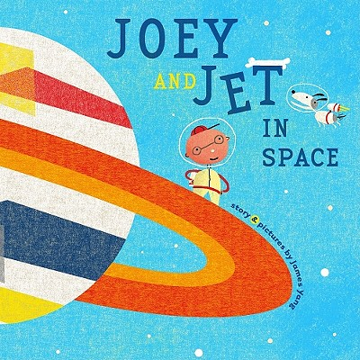 Joey and Jet in Space: Cover