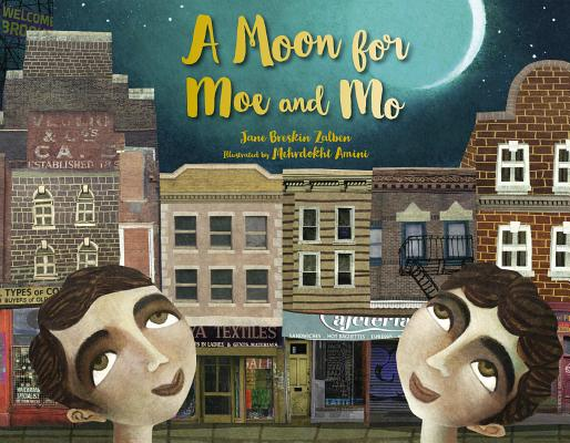 A Moon for Moe and Mo Cover Image
