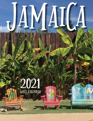 Jamaica 2021 Wall Calendar cover
