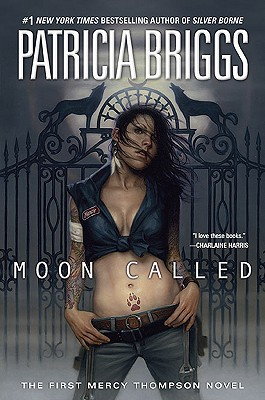 Moon Called Cover