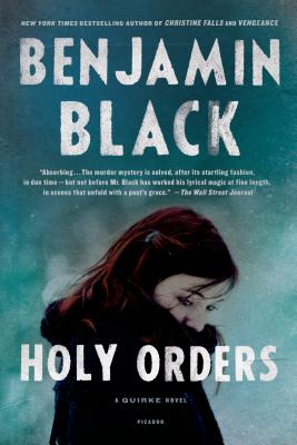 Holy Orders: A Quirke Novel Cover Image