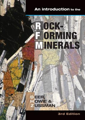 Introduction to the Rock-Forming Minerals Cover Image