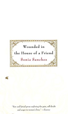 Wounded in the House of a Friend (Bluestreak #3) Cover Image