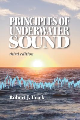 Principles of Underwater Sound, third edition Cover Image