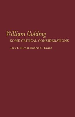 Cover for William Golding