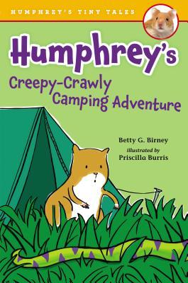 Humphrey's Creepy-Crawly Camping Adventure (Humphrey's Tiny Tales #3) Cover Image