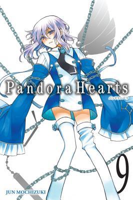 Pandorahearts, Vol. 9 Cover