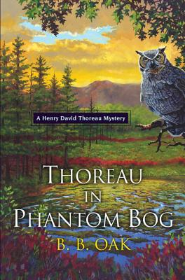 Thoreau in Phantom Bog Cover