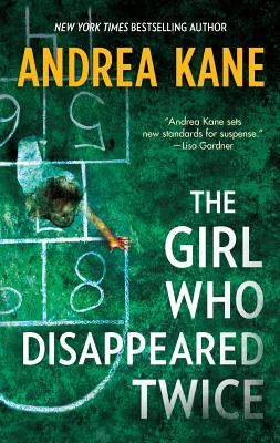 The Girl Who Disappeared Twice Cover