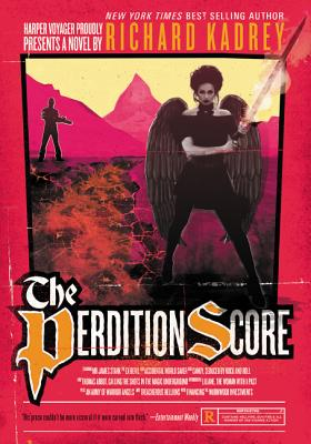 The Perdition Score: A Sandman Slim Novel Cover Image