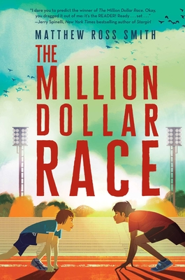 The Million Dollar Race Cover Image