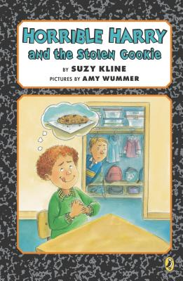 Horrible Harry and the Stolen Cookie Cover Image