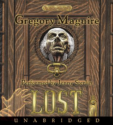 Lost CD: A Novel Cover Image