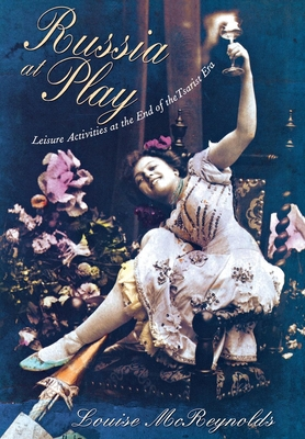 Cover for Russia at Play