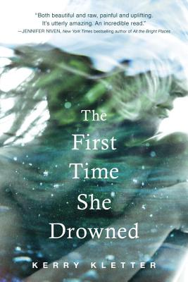 The First Time She Drowned Cover Image