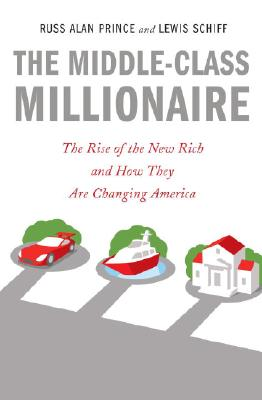 The Middle-Class Millionaire Cover