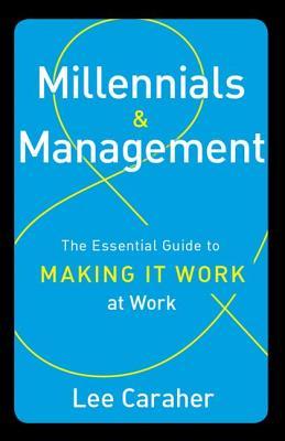 Millennials & Management Cover