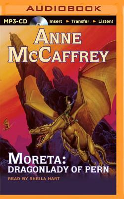 Moreta: Dragonlady of Pern (Dragonriders of Pern) Cover Image