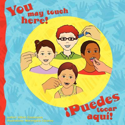You May Touch Here! Puedes Tocar Aqui! Cover Image
