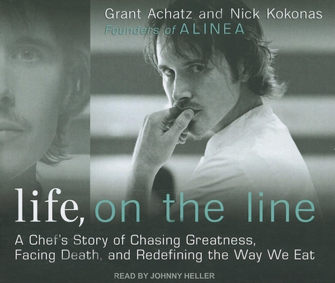Life, on the Line Cover