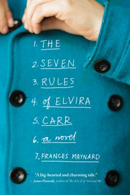 The Seven Rules of Elvira Carr Cover Image
