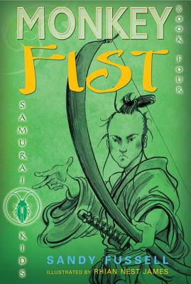 Samurai Kids #4 Cover