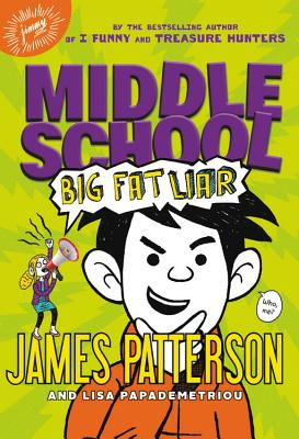 My Brother Is a Big, Fat Liar Lib/E (Middle School #3) Cover Image