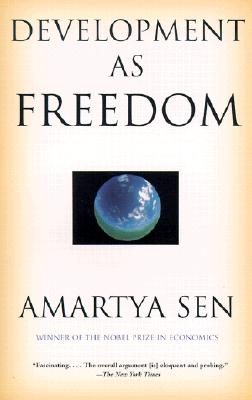 Development as Freedom Cover