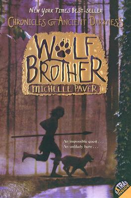 Wolf Brother Cover