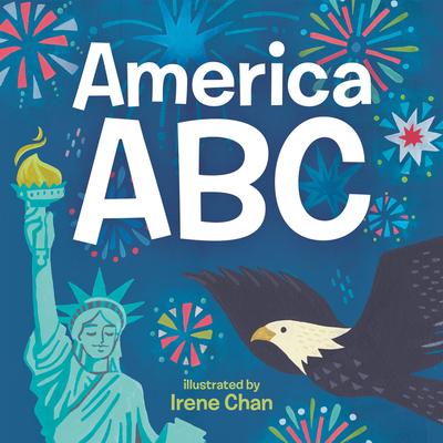 America ABC Board Book Cover Image