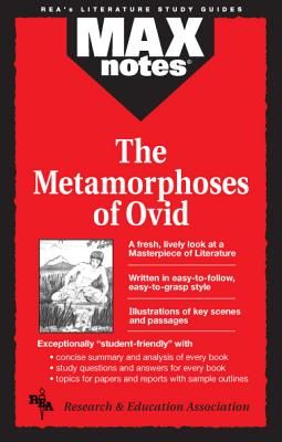 Metamorphoses of Ovid, the (Maxnotes Literature Guides) Cover Image