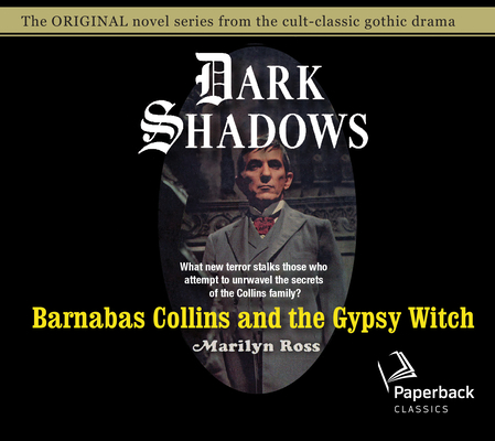 Barnabas Collins and the Gypsy Witch (Dark Shadows #15) Cover Image