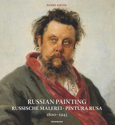 Russian Painting (Art Periods & Movements Flexi) Cover Image