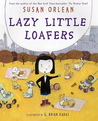 Cover for Lazy Little Loafers