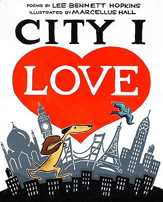 City I Love Cover