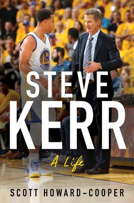 Cover for Steve Kerr