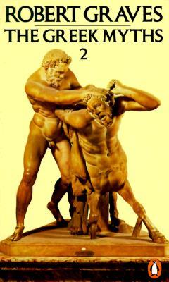 The Greek Myths: Volume 2 Cover Image