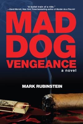 Cover for Mad Dog Vengeance