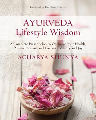 Ayurveda Lifestyle Wisdom Cover