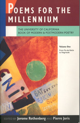 Poems for the Millennium Cover